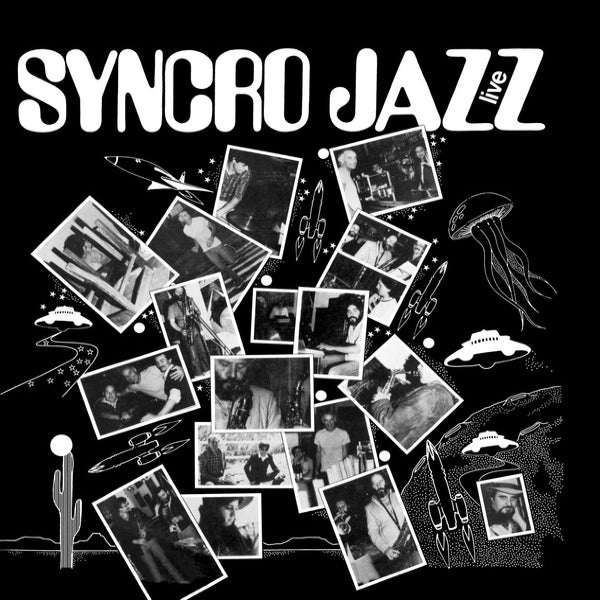 Syncro Jazz - Live LP