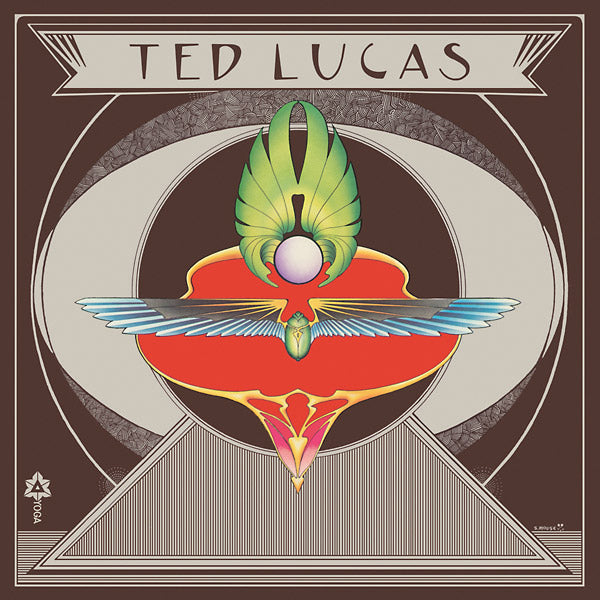Ted Lucas - s/t LP