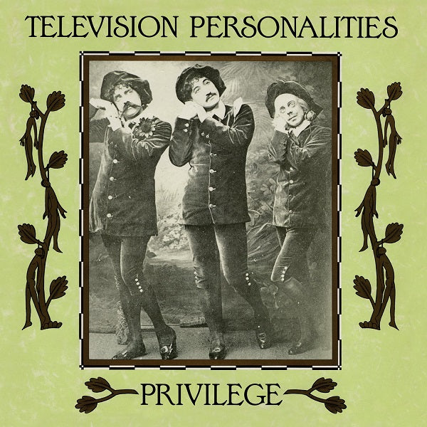 Television Personalities - Privilege LP