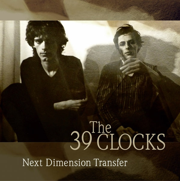 The 39 Clocks - Next Dimension Transfer 5xLP