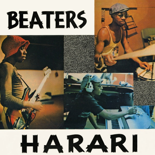 The Beaters - Harari LP