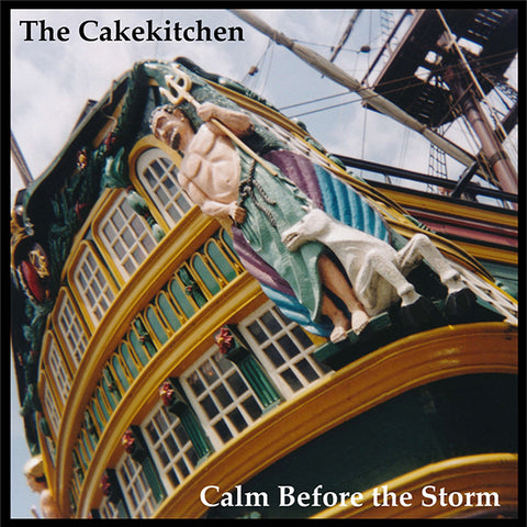 The Cakekitchen - Calm Before The Storm LP