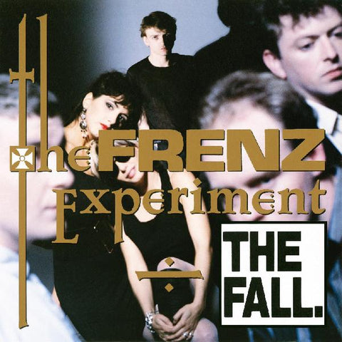 The Fall - The Frenz Experiment 2xLP