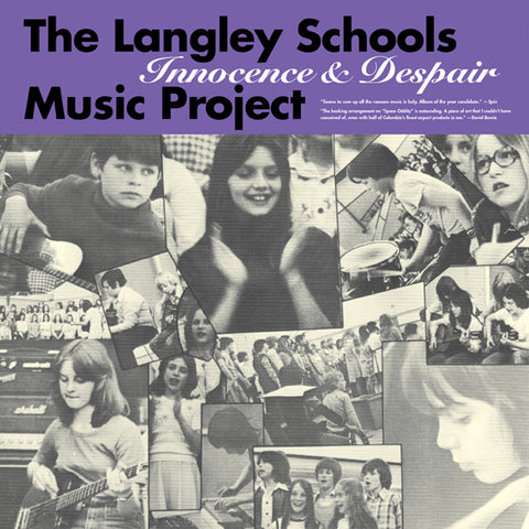 The Langley Schools Music Project - Innocence And Despair 2xLP