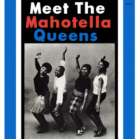 The Mahotella Queens - Meet The Mahotella Queens LP