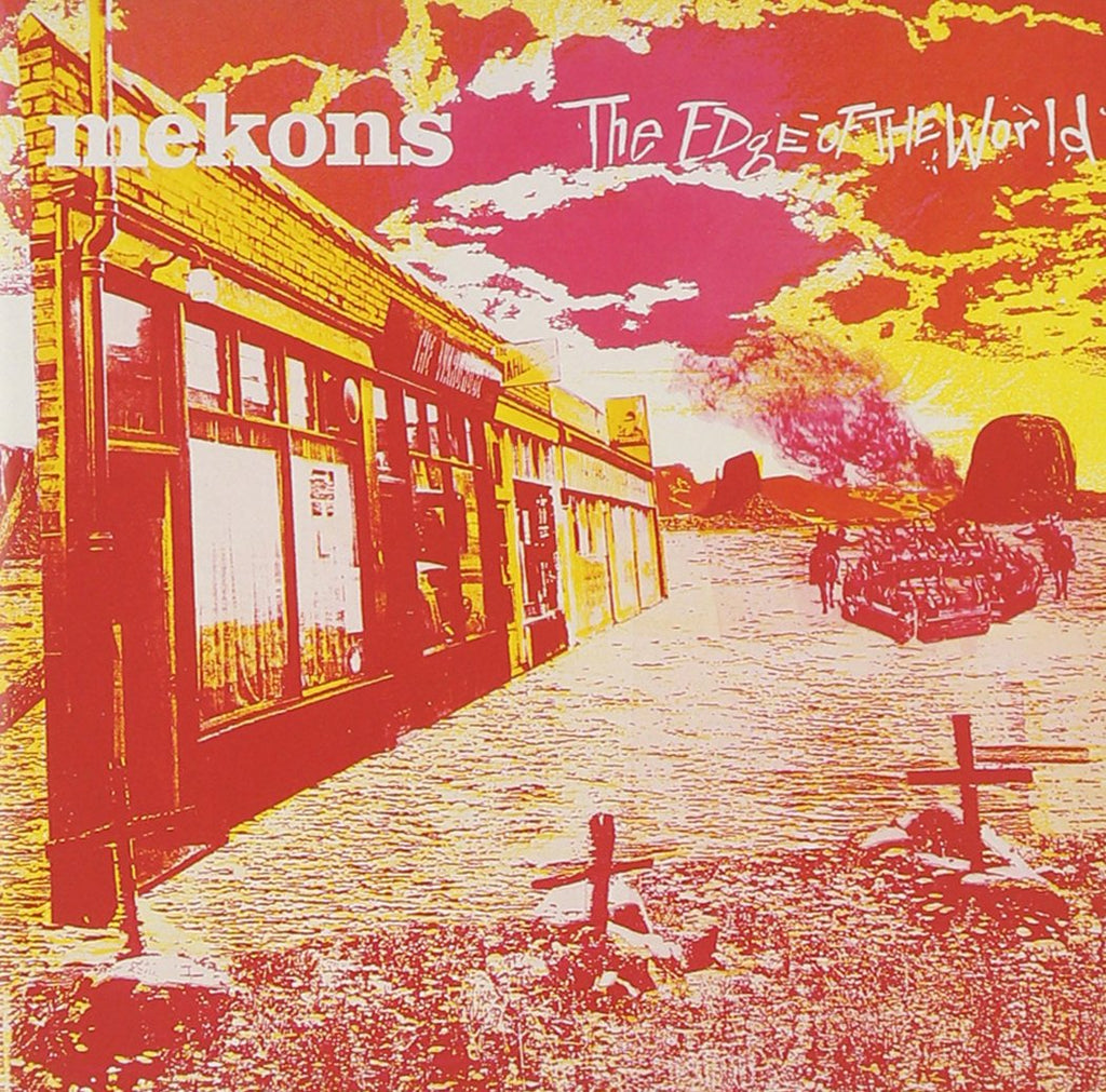 The Mekons - The Edge Of The World LP