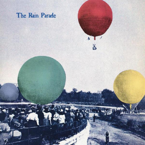 The Rain Parade - Emergency Third Rail Power Trip LP