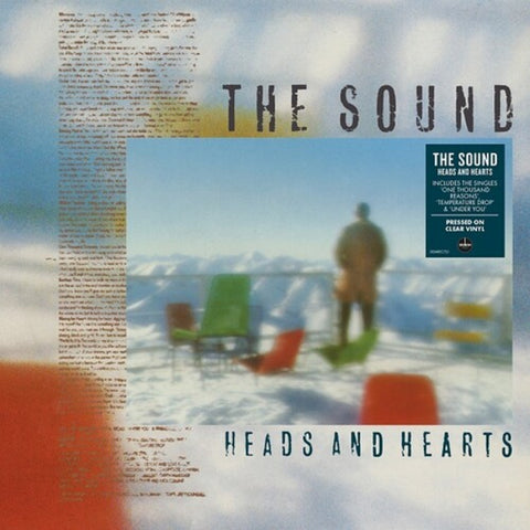 The Sound - Heads And Hearts LP