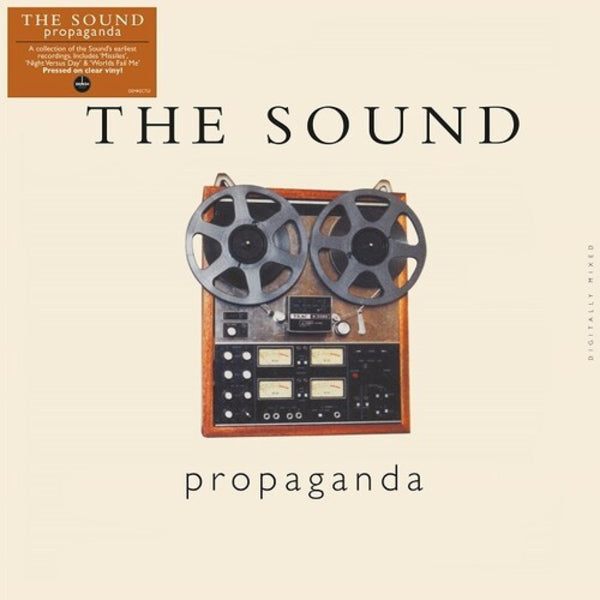 The Sound - Propaganda LP