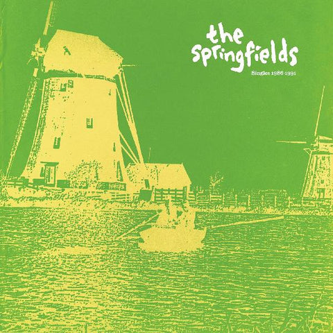 The Springfields - Singles 1986-1991 LP
