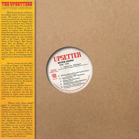 The Upsetters - Rhythm Shower LP
