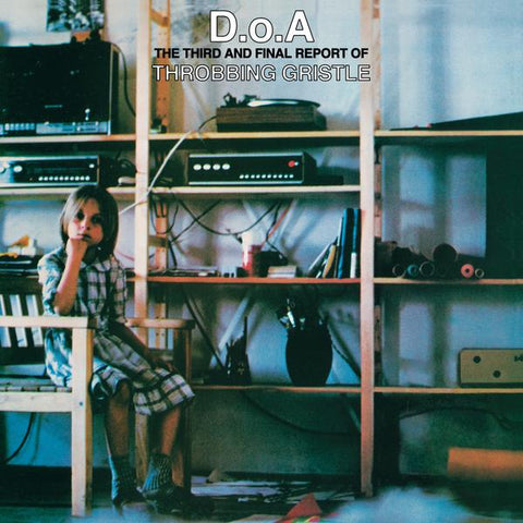 Throbbing Gristle - D.o.A. The Third And Final Report Of Throbbing Gristle LP