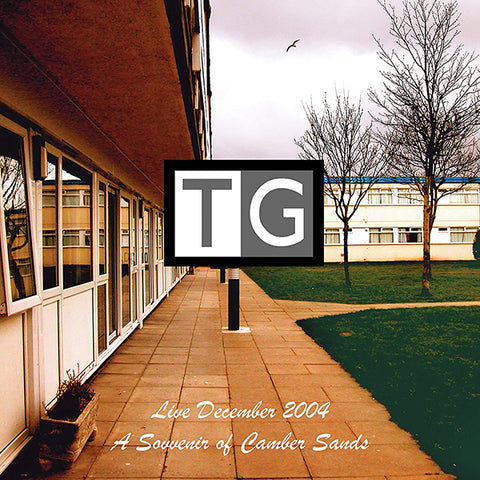 Throbbing Gristle - Live December 2004 (A Souvenir Of Camber Sands) 2xLP