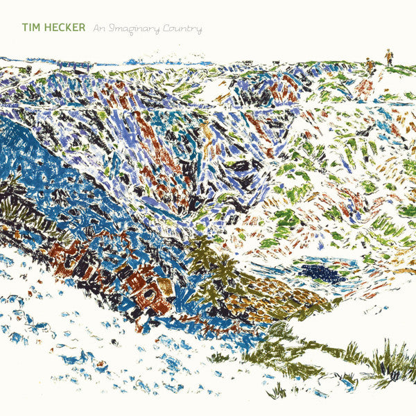 Tim Hecker - An Imaginary Country 2xLP