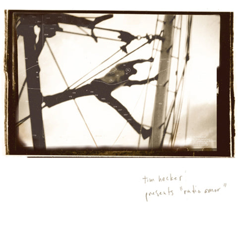 Tim Hecker - Radio Amor 2xLP