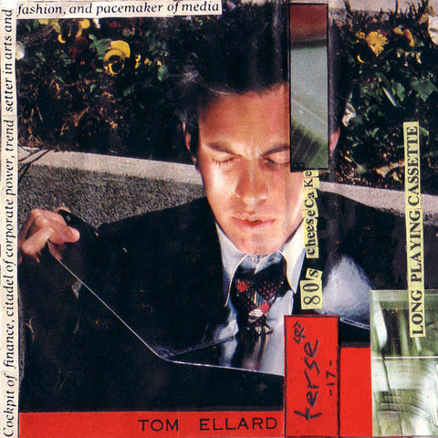 Tom Ellard - Eighties Cheesecake LP