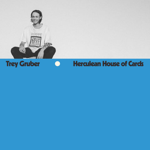 Trey Gruber - Herculean House Of Cards 2xLP
