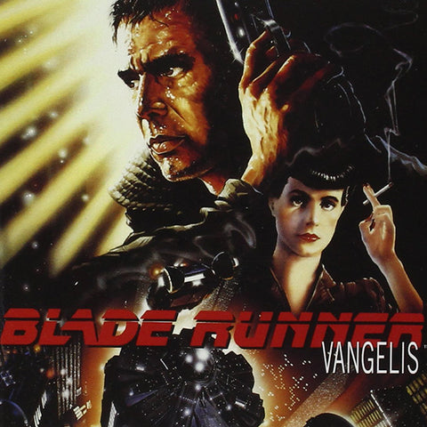 Vangelis - Blade Runner (Music From The Original Soundtrack) LP