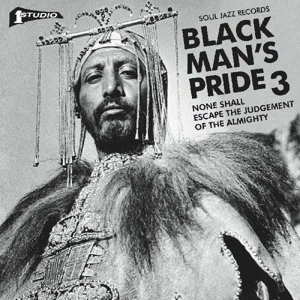 Various - Black Man's Pride Vol. 3: None Shall Escape The Judgement Of The Almighty 2xLP