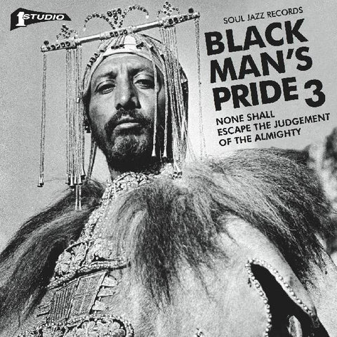 Various - Black Man‰۪s Pride Vol. 3: None Shall Escape The Judgement Of The Almighty 2xLP