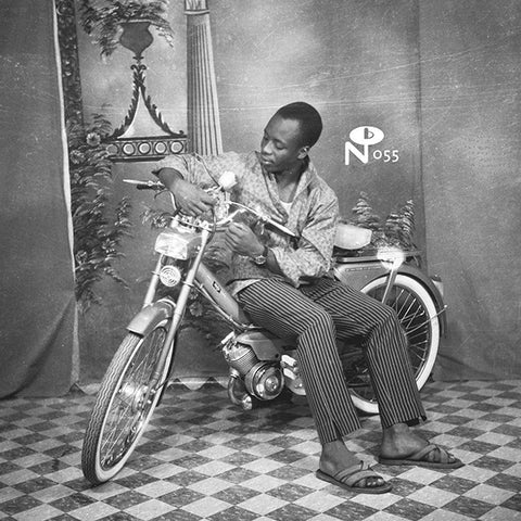 Various - Bobo Yeye: Belle Epoque In Upper Volta 3xLP+Book