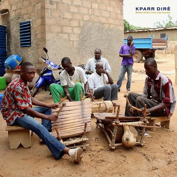 Various - Kparr Dire: Balafon Music From Lobi Country LP+DVD