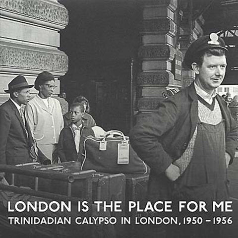 Various - London Is The Place For Me 2xLP