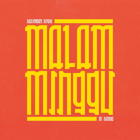 Various - Malam Minggu: A Saturday Night in Sunda LP
