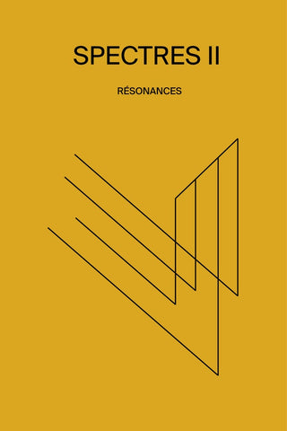 Various - Spectres II Resonances Book