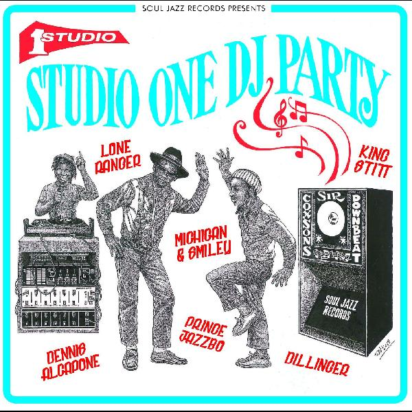 Various - Studio One DJ Party 2xLP