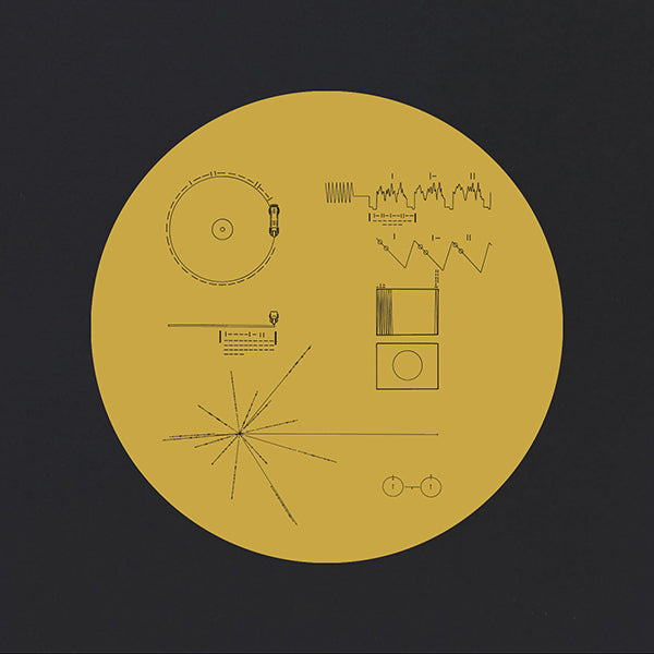 Various - The Voyager Golden Record 3xLP