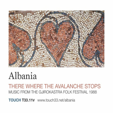 Various - There Where the Avalanche Stops LP