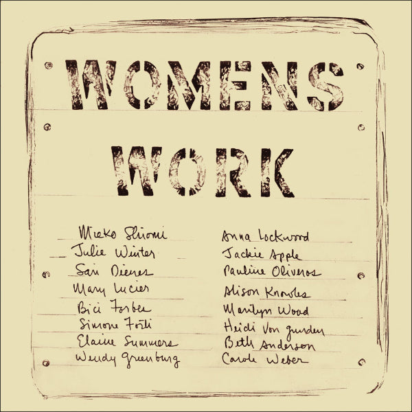 Various - Womens Work Book