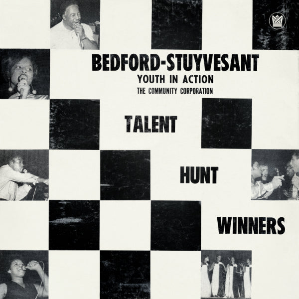 Various - YIA Talent Contest Winners LP