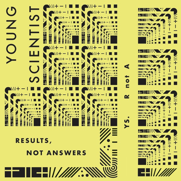 Young Scientist - Results, Not Answers LP