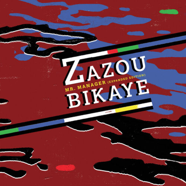 Zazou Bikaye - Mr. Manager LP