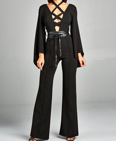 X Marks The Spot Jumpsuit