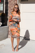 The Butterfly Effect Dress