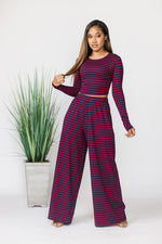Ru-Berry Pant Set