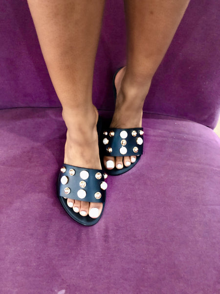 Studded View Slides