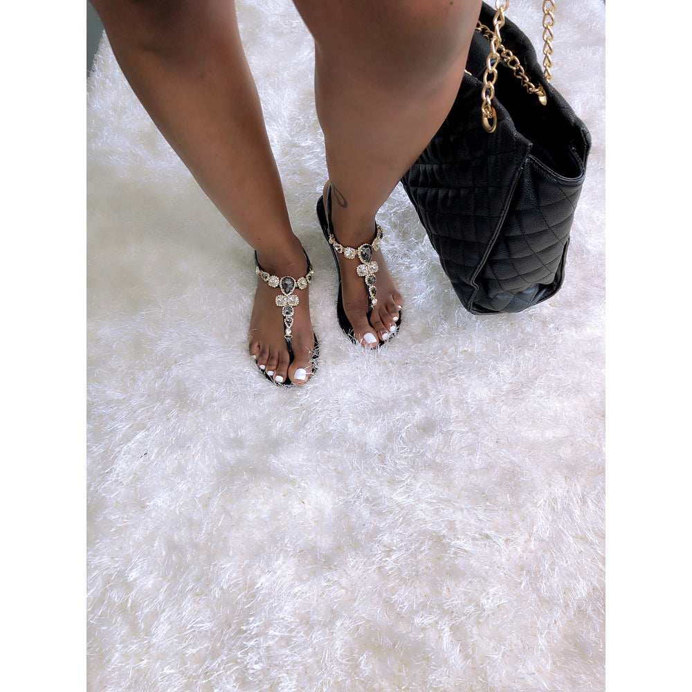 Love The Way You Sparkle Sandals