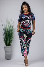 Botanical Garden Pant Set
