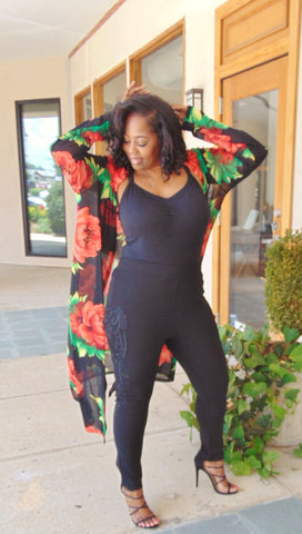 Roselyn Curvy Duster