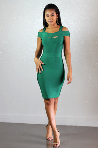Greenlight Bandage Dress
