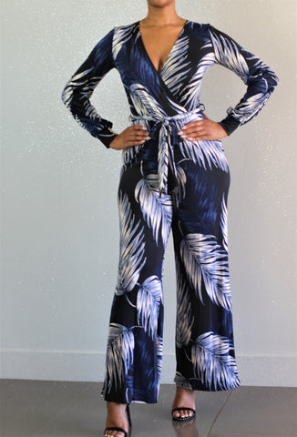 Blue Crush Jumpsuit - FINAL SALE
