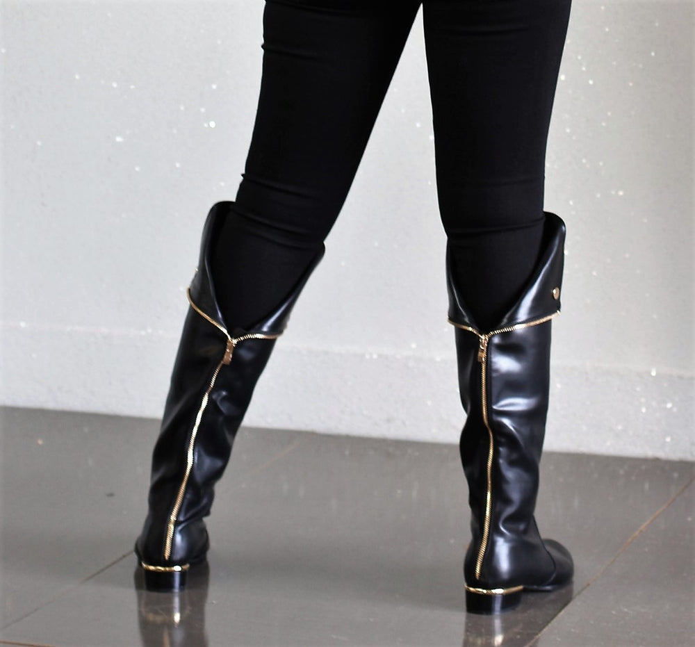 Lady Luck Boots - FINAL SALE