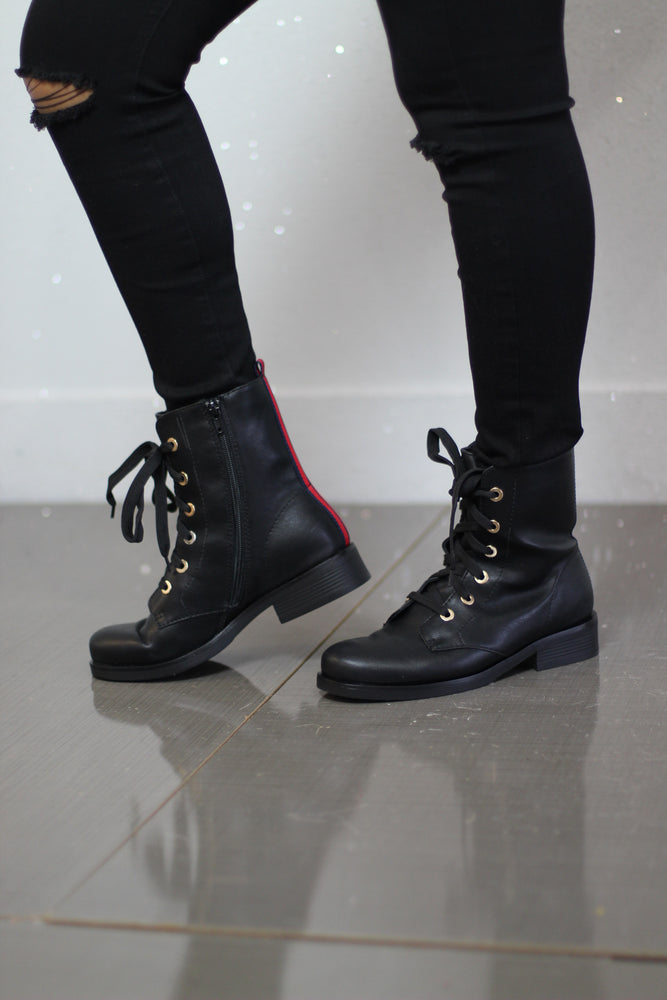 Forward March Boots - FINAL SALE