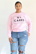 No One Cares Sweatshirt