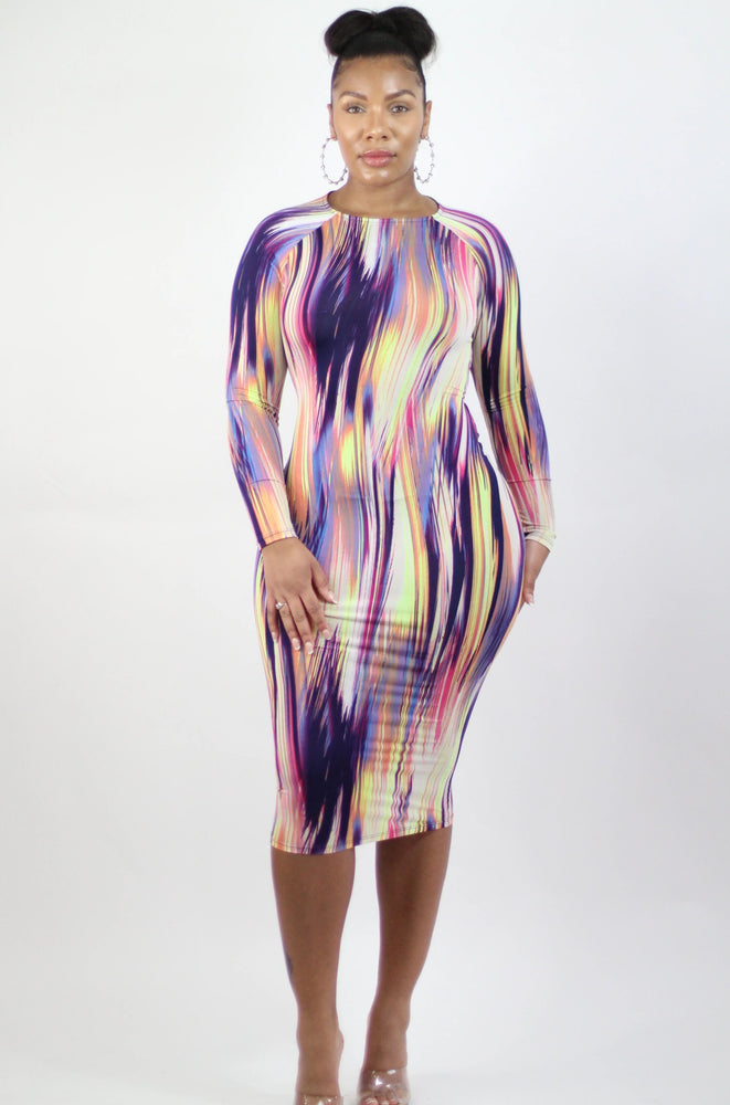 Magnetic Fields Dress