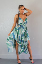 Take Me To The Tropics Dress